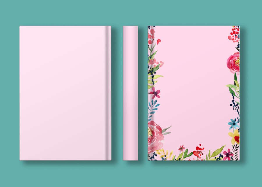 Proposition n°                                        104                                      du concours                                         Journal Book Cover