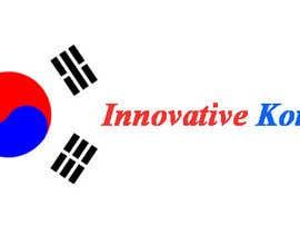 Nro 4 kilpailuun Design a Creative logo for Innovative Korea käyttäjältä Shumar1