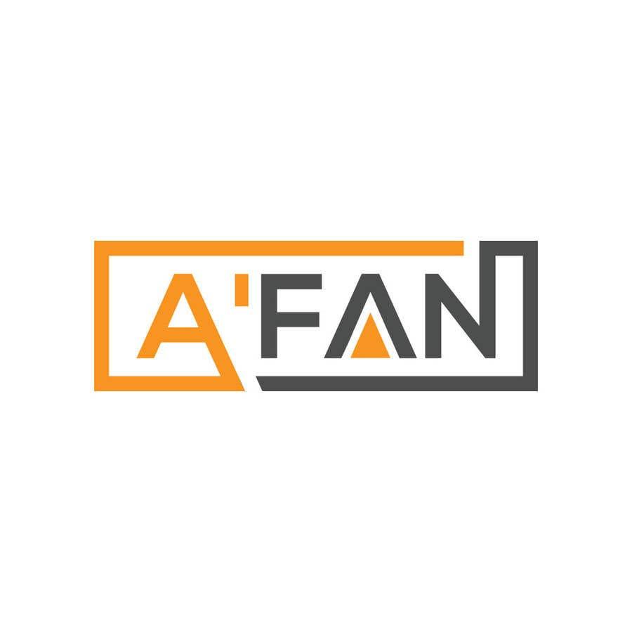 Kilpailutyö #                                        113                                      kilpailussa                                         Need a professional design brand  A'FAN