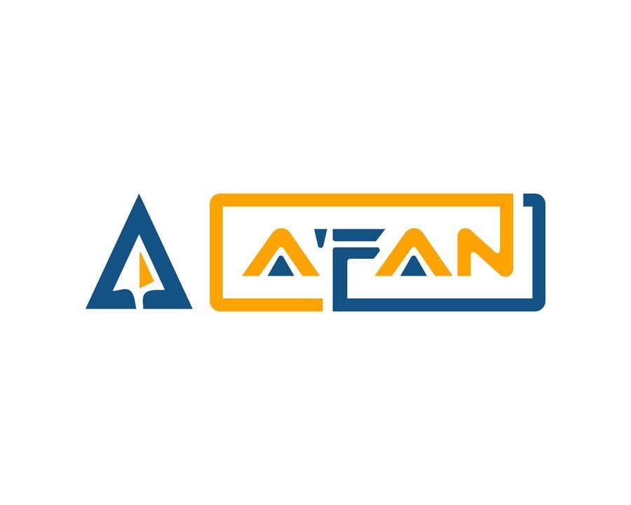 Kilpailutyö #                                        122                                      kilpailussa                                         Need a professional design brand  A'FAN