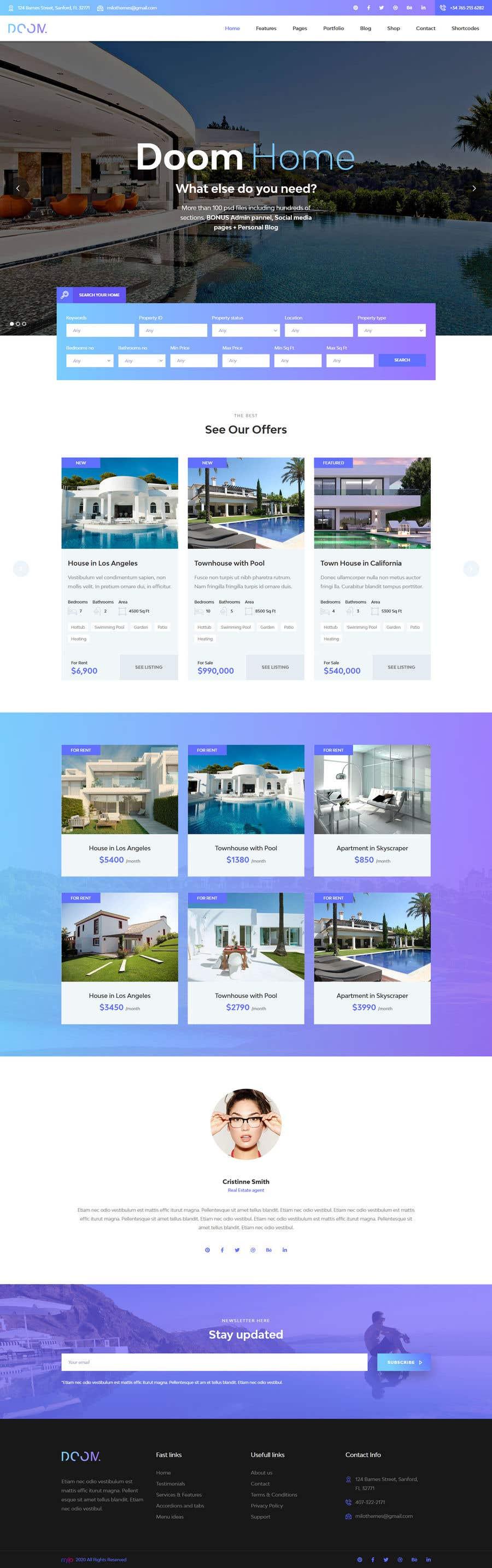 Kilpailutyö #                                        81                                      kilpailussa                                         MTL Real Estate
