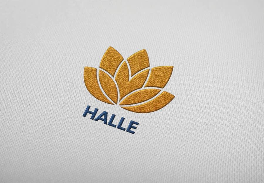 Contest Entry #                                        10                                      for                                         Design a logo for HALLE - Diseñar un logo para HALLE