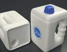 #29 for 3D Design - Detergent Bottle af Cobot