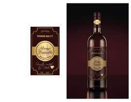 #12 для Wine Label Design от dimaemad