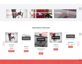 nº 27 pour Wordpress products pages using the7 theme par shobnummustary