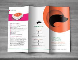 #49 for Design a product brochure by prabirmistry