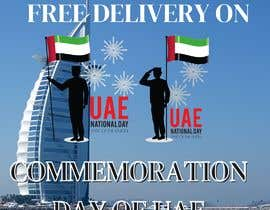 #19 for I want to make an advertisement of a delivery company that will do promotion of free delivery on 30 Of November af basitali9282
