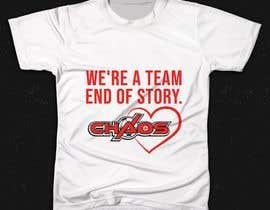 Nro 116 kilpailuun URGENT NEED PRINTABLE QUALITY TEXT for a shirt created käyttäjältä mdrahad114
