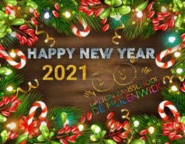 nº 34 pour Happy new year 2021 animation of our logo par Biplab3029