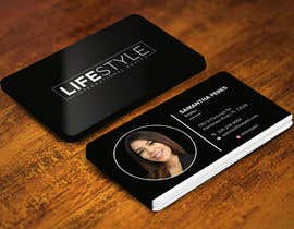 #363 for Business Cards - Samantha Perez by aktar201175