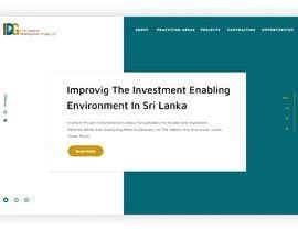 #137 for Graphic Design Layout Mockup for Redesigned Corporate Website af rifatuddin1216