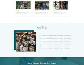 #133 for Graphic Design Layout Mockup for Redesigned Corporate Website af mohammadhani110