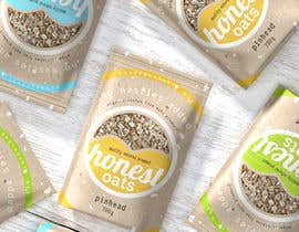 #245 for Honest Oats by amelnich