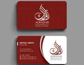 #24 for A formal and Luxurious business Card design af ahsanhabib5477