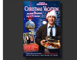 #59 untuk Design Christmas Vacation Parody Flyer oleh franklugo