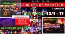 Design Christmas Vacation Parody Flyer için Graphic Design74 No.lu Yarışma Girdisi