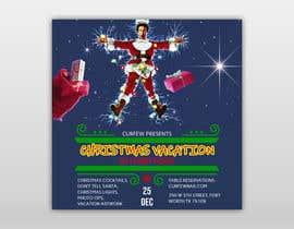 miloroy13 tarafından Design Christmas Vacation Parody Flyer için no 22