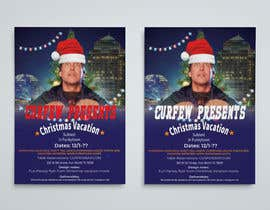 mamatapatel380 tarafından Design Christmas Vacation Parody Flyer için no 61