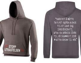 #28 for Make a t-shirt design, streetwear af tahmina0011
