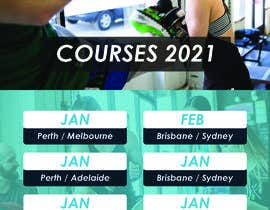 #26 for 2021 Course Calendar by Aminul02