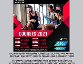 #16 for 2021 Course Calendar by desmondlow1801