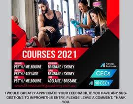 #19 for 2021 Course Calendar by desmondlow1801