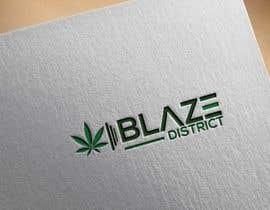 #63 untuk Logo BlazeDistrict oleh dewan001962