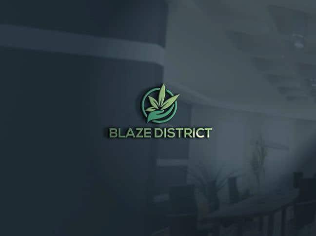 Bài tham dự cuộc thi #                                        115                                      cho                                         Logo BlazeDistrict