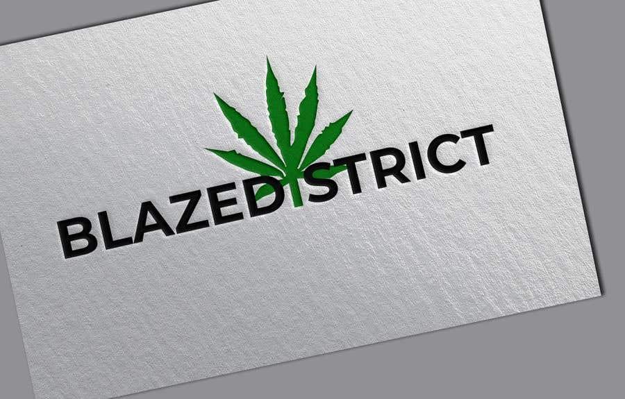 Bài tham dự cuộc thi #                                        77                                      cho                                         Logo BlazeDistrict