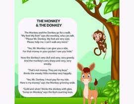 nº 24 pour Illustrate and layout Children's story par MDJillur