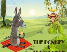 nº 14 pour Illustrate and layout Children's story par elnazheidary