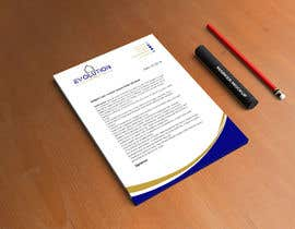 Nro 40 kilpailuun Company Letter head to be created käyttäjältä khadijakhatun12a