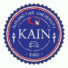 Design for a t-shirt for Kain University using our current logo in a distressed look için Graphic Design28 No.lu Yarışma Girdisi