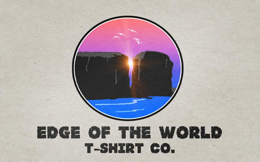 Kilpailutyö #                                        17                                      kilpailussa                                         Logo Design for  t-shirt printing business