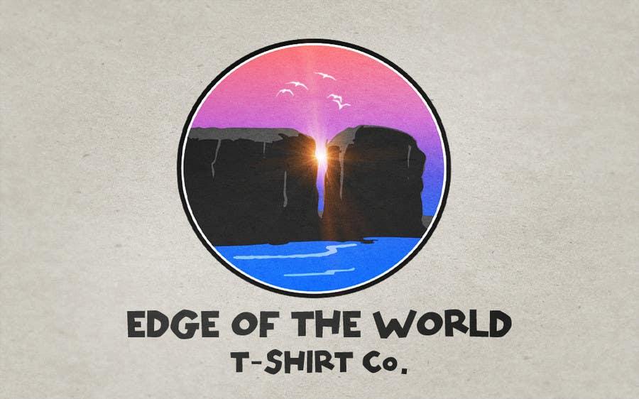 Kilpailutyö #                                        18                                      kilpailussa                                         Logo Design for  t-shirt printing business