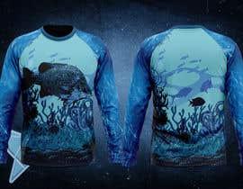#111 untuk T-Shirt Design (Fishing Shirt) oleh ferdousisultana2