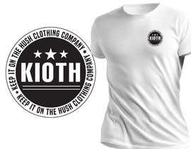 #58 for KIOTH Clothing Logo - 25/11/2020 03:57 EST by riaz00787