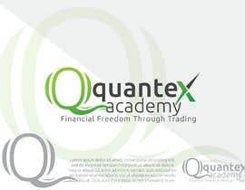 #407 for Design a logo - Quantex af Mohaimin420
