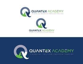 #409 for Design a logo - Quantex af Mohaimin420