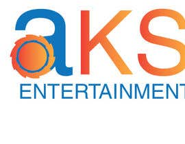 #40 dla Develop a Corporate Identity for AKS Entertainment przez swethaparimi