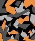 Graphic Design Kilpailutyö #9 kilpailuun Create a Camouflage Pattern