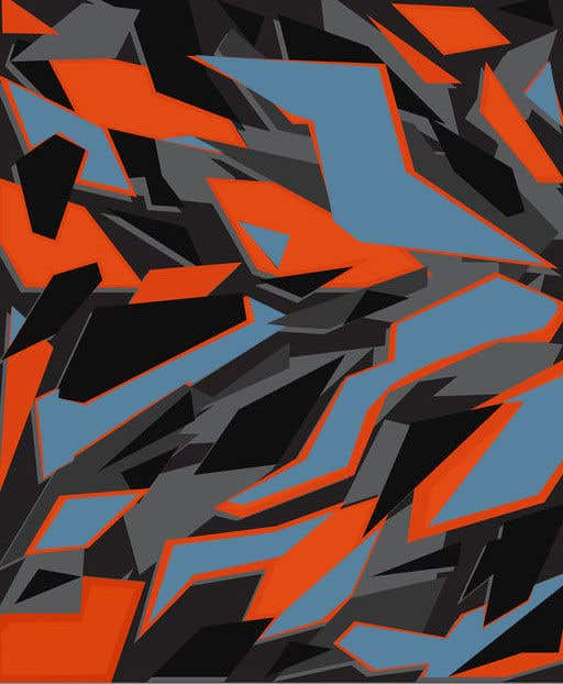 Kilpailutyö #                                        38                                      kilpailussa                                         Create a Camouflage Pattern