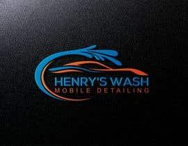 #60 для Mobile Auto Detailing Logo от lipib940
