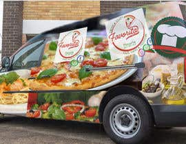 #37 for build a pizza restaurant desing in a car af jrfuentes05