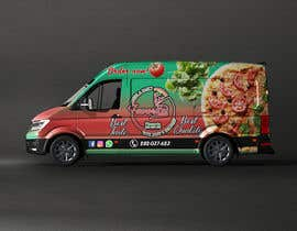 #45 for build a pizza restaurant desing in a car af Bukhari690