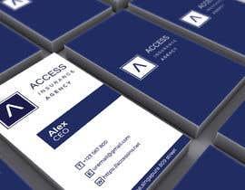 "#52 for Need a 2"" x 3.5"" Standard business card design af shafiqulnirala19"