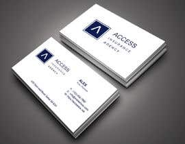 """#55 for Need a 2"""" x 3.5"""" Standard business card design af mdlamonmia"""