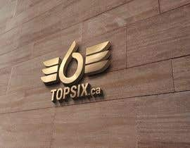 #83 for Top Six logo by Rarifat789