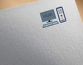"""#31 cho Logo for """"Hub"""" - a personal website bởi mdmonirkhan4676"""