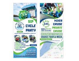 #57 for Sip-n-Cycle Flyer 2 by hmehrab793